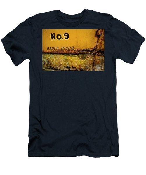 No Nine Men's T-Shirt (Athletic Fit)
