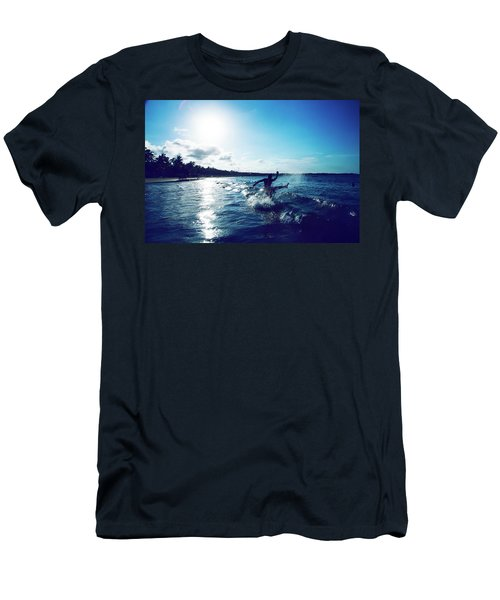 One Last Time Men's T-Shirt (Athletic Fit)