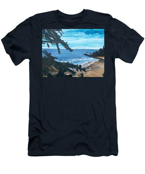 Plagu De Bourg De Pabos Men's T-Shirt (Athletic Fit)