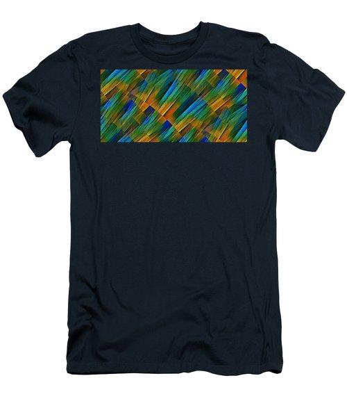 Propagation Men's T-Shirt (Athletic Fit)