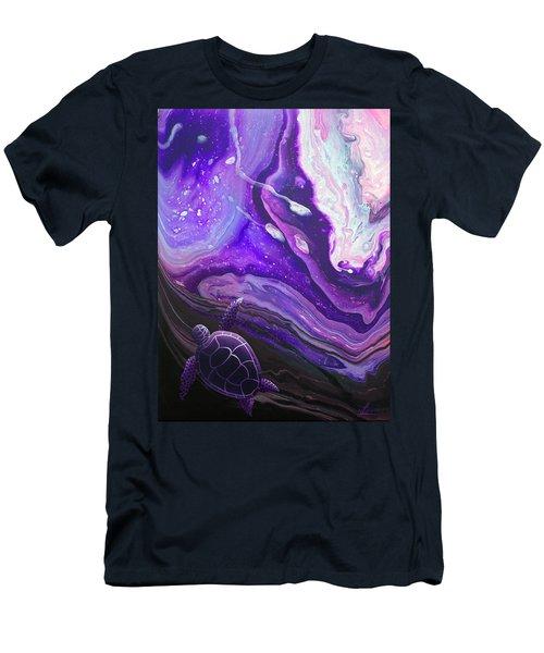Purple Munchkin Men's T-Shirt (Athletic Fit)