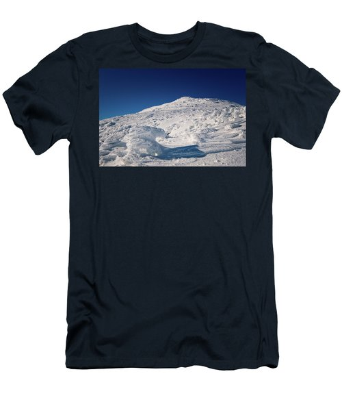 Rime And Snow, And Mountain Trolls. Men's T-Shirt (Athletic Fit)
