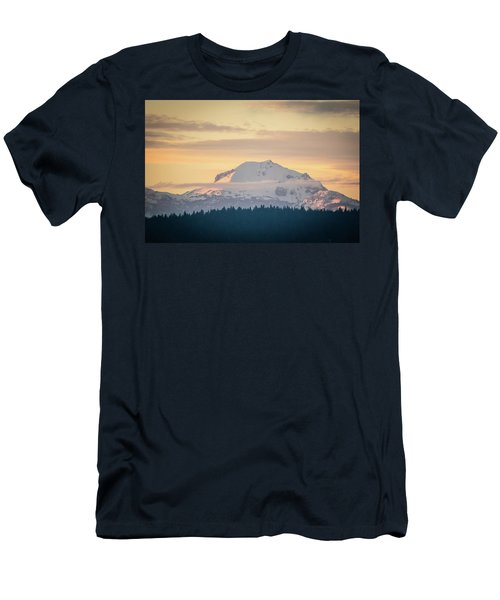 Rocky Cathedrals That Reach To The Sky Men's T-Shirt (Athletic Fit)