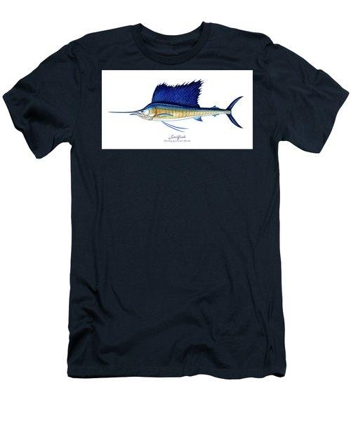 Sailfish Men's T-Shirt (Athletic Fit)