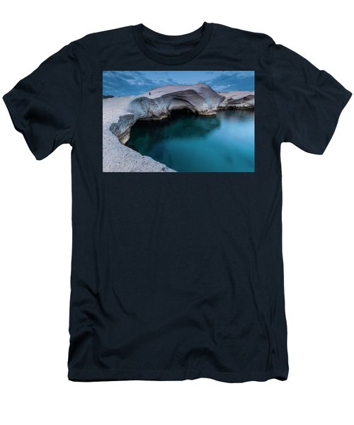 Sarakiniko Men's T-Shirt (Athletic Fit)