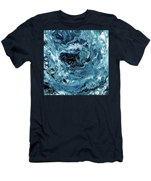Sea Shadows Men's T-Shirt (Athletic Fit)