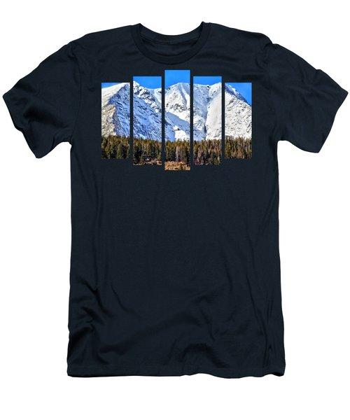 Set 24 Men's T-Shirt (Athletic Fit)