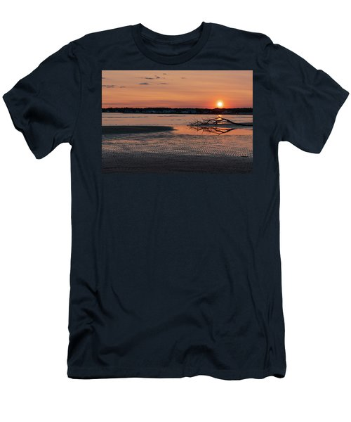 Soundview Sunset Men's T-Shirt (Athletic Fit)