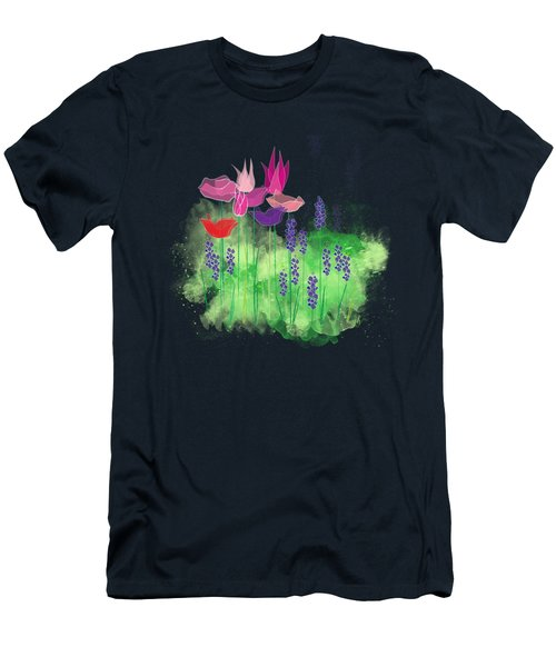 Springy Men's T-Shirt (Athletic Fit)