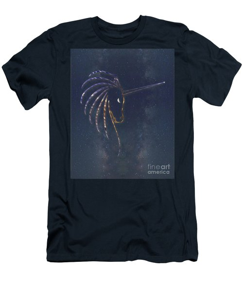 Star Unicorn Men's T-Shirt (Athletic Fit)