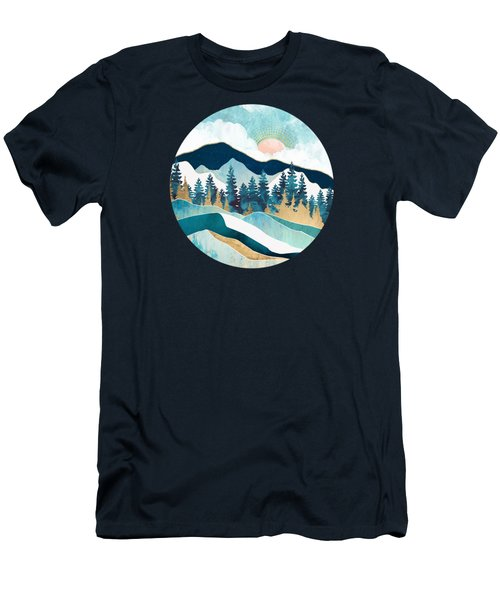 Summer Forest Men's T-Shirt (Athletic Fit)
