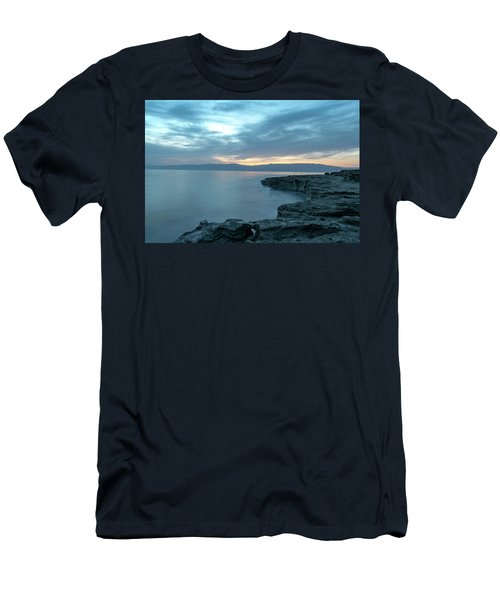 Before Dawn At The Dead Sea Men's T-Shirt (Athletic Fit)