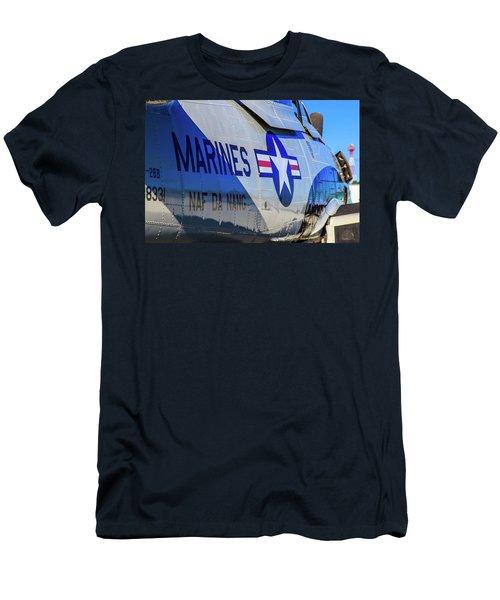 T-28b Trojan Men's T-Shirt (Athletic Fit)
