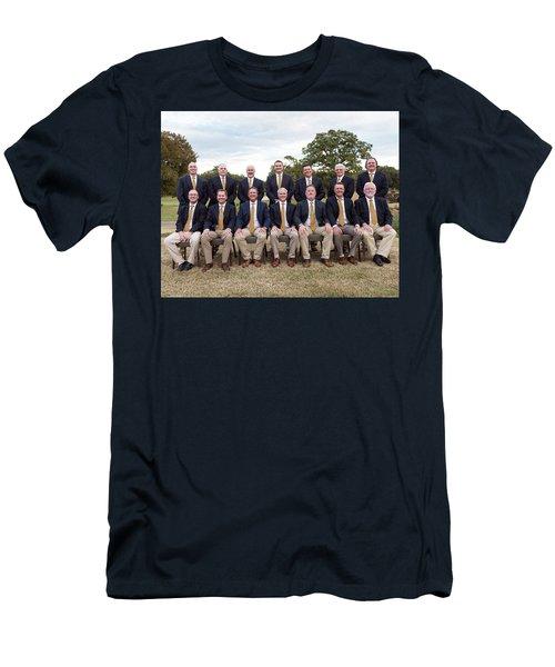 Team 2 Men's T-Shirt (Athletic Fit)