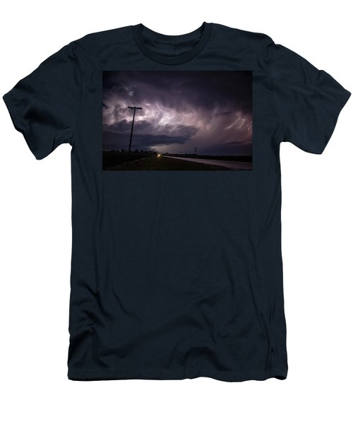 The Best Supercell Of The Summer 040 Men's T-Shirt (Athletic Fit)