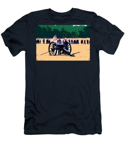 The Cannoneers Men's T-Shirt (Athletic Fit)