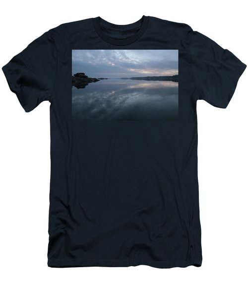 The Fog Lightens Men's T-Shirt (Athletic Fit)