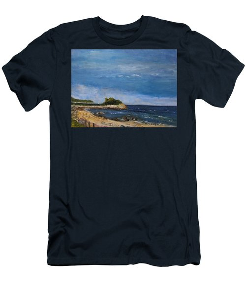 The Knob, Falmouth Men's T-Shirt (Athletic Fit)