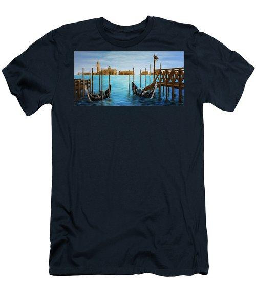 The Venetian Phoenix Men's T-Shirt (Athletic Fit)