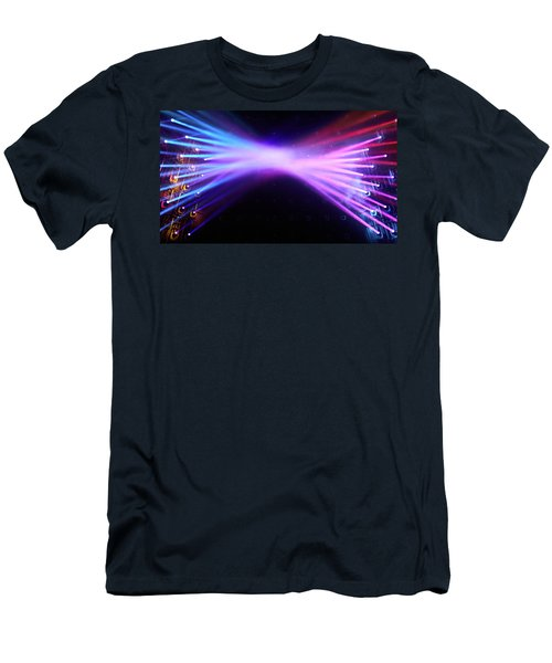 Tokyo Lights Men's T-Shirt (Athletic Fit)