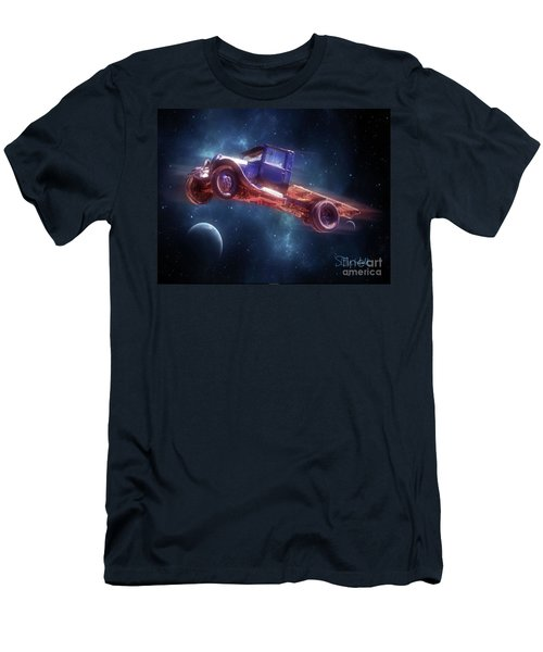 Truck Trek Men's T-Shirt (Athletic Fit)