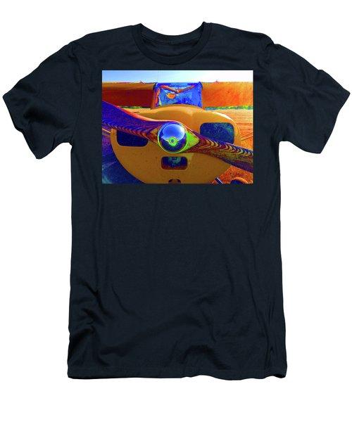 Wooden Prop Men's T-Shirt (Athletic Fit)