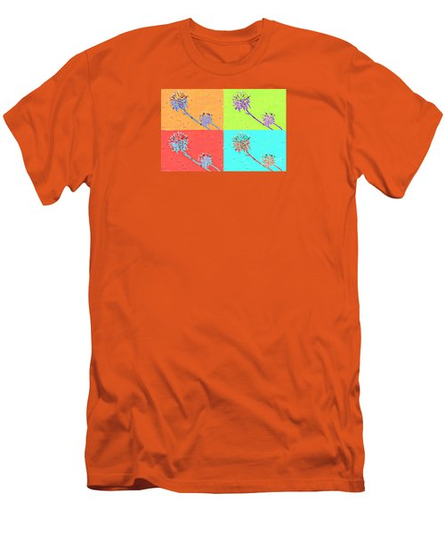 Men's T-Shirt (Slim Fit) featuring the photograph  Seasons by Janice Westerberg