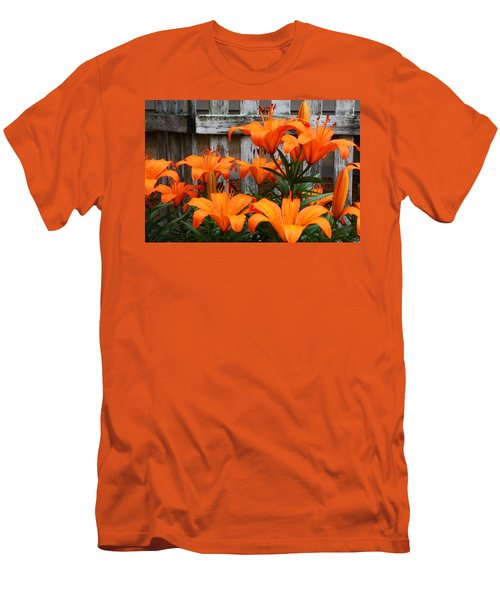 Afternoon Delight Men's T-Shirt (Slim Fit) by Bruce Bley