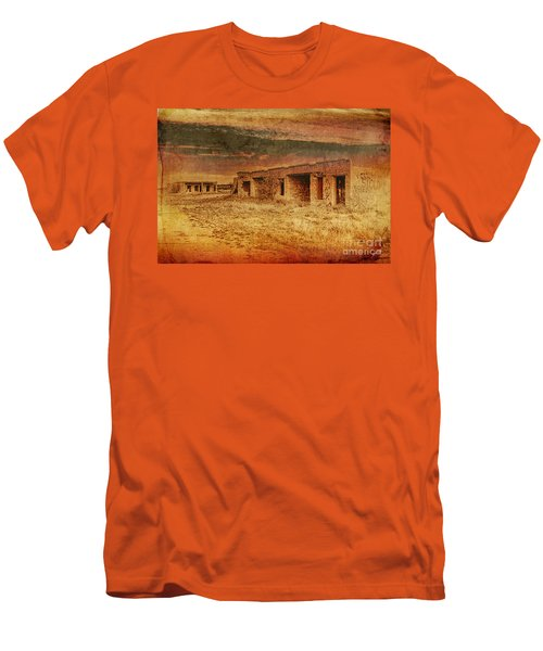 Back In The Day Men's T-Shirt (Athletic Fit)