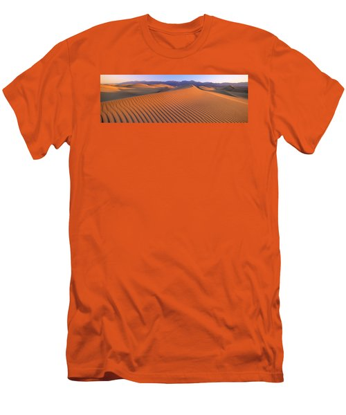 Death Valley National Park, California Men's T-Shirt (Slim Fit) by Panoramic Images