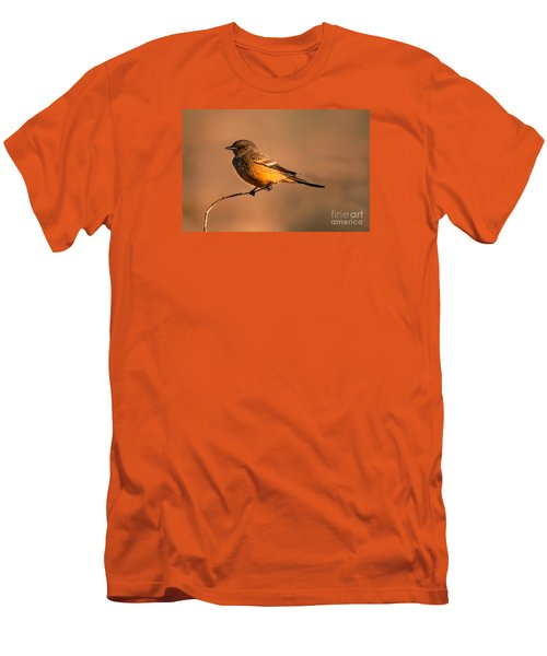 Say's Phoebe Men's T-Shirt (Athletic Fit)