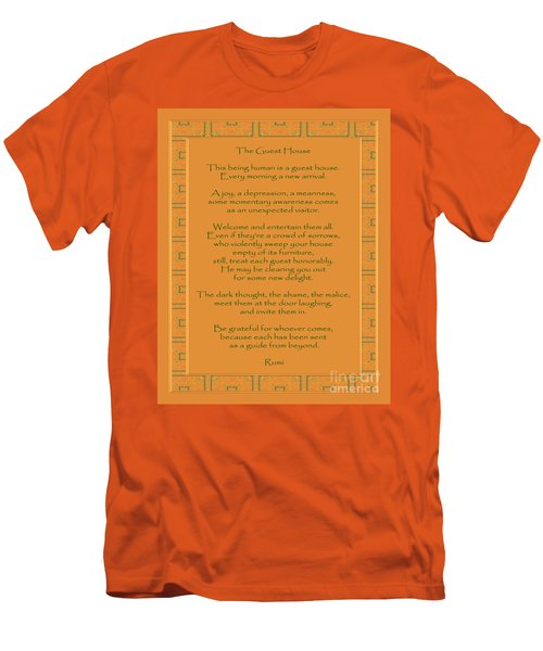 29- The Guest House Men's T-Shirt (Athletic Fit)