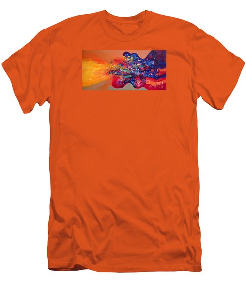 Morning Glory Sold Out Men's T-Shirt (Athletic Fit)