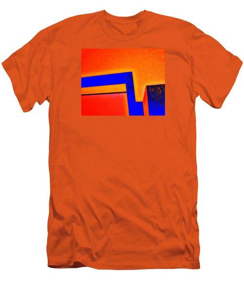 Manhattan Nocturne 66 Men's T-Shirt (Athletic Fit)