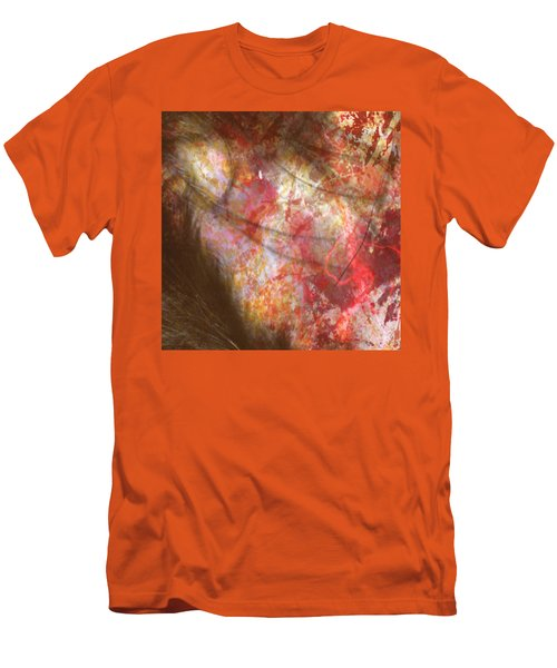 Abstract Pillow Men's T-Shirt (Athletic Fit)