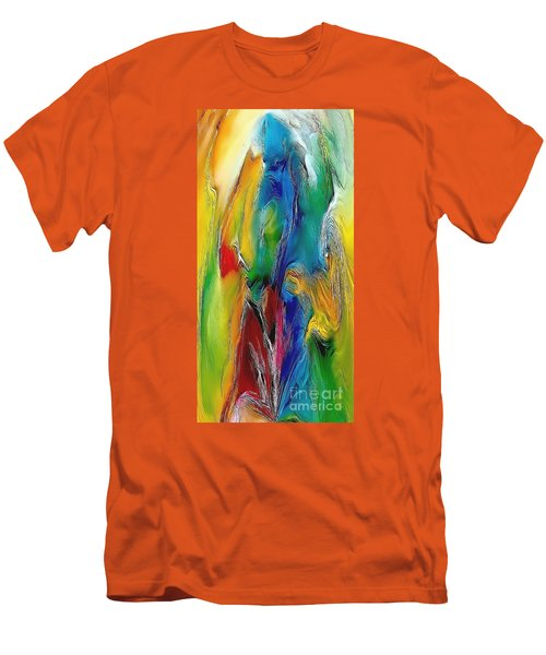 Abstraction 591-11-13 Marucii Men's T-Shirt (Athletic Fit)