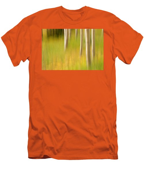 Aspen Abstract Men's T-Shirt (Athletic Fit)