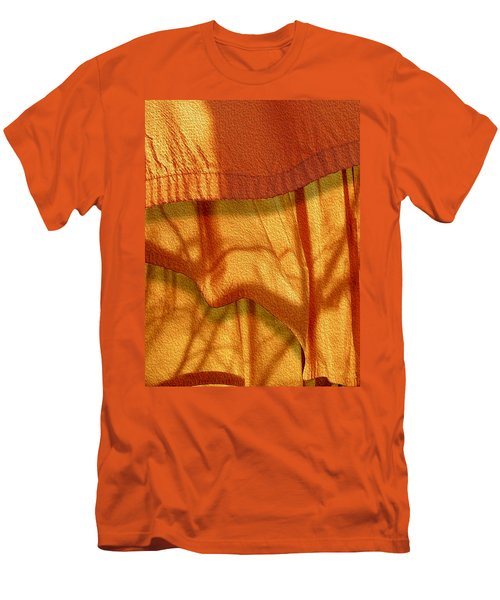 Blowing In The Wind Men's T-Shirt (Slim Fit) by Paul Wear