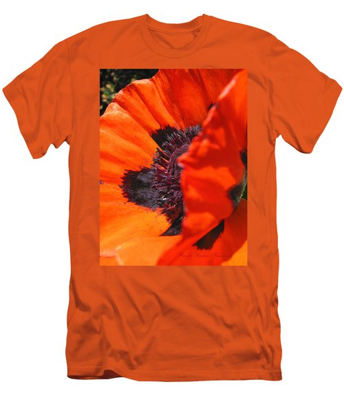 Men's T-Shirt (Slim Fit) featuring the photograph Both Sides Now by Brooks Garten Hauschild