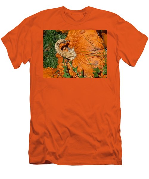 Men's T-Shirt (Slim Fit) featuring the photograph Bumpy And Beautiful by Caryl J Bohn