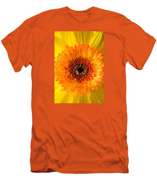 Burst Of Sunshine Men's T-Shirt (Slim Fit) by Shelby  Young