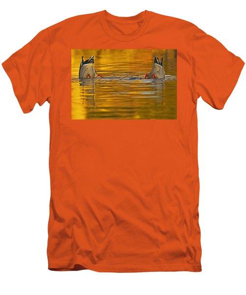 Butts Men's T-Shirt (Athletic Fit)