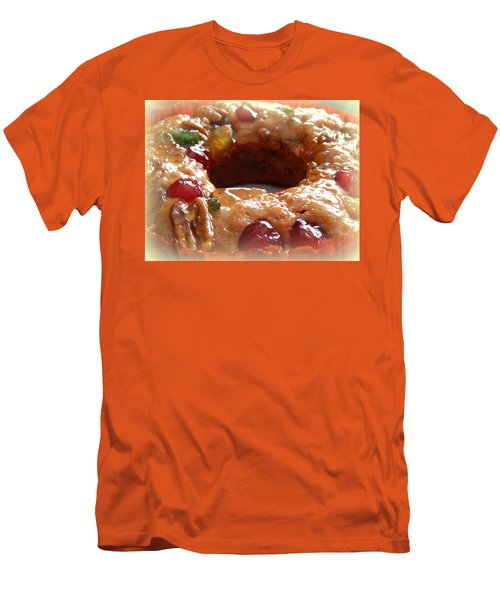 Cake?  What Cake? Men's T-Shirt (Athletic Fit)