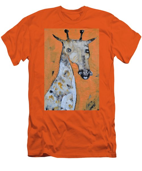 Camelopardus Men's T-Shirt (Athletic Fit)