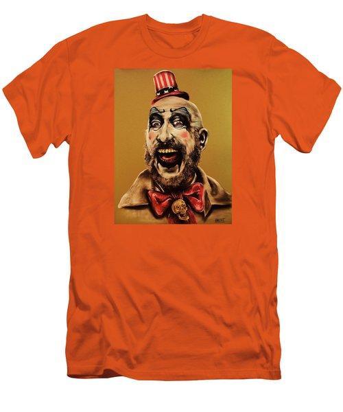 Captain Spalding Men's T-Shirt (Athletic Fit)