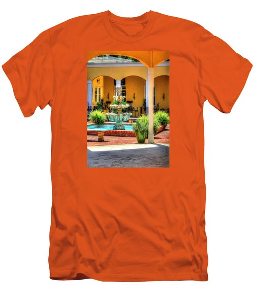 Casual Dinning. Men's T-Shirt (Athletic Fit)