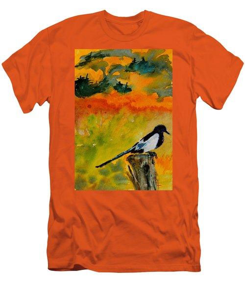Consider Men's T-Shirt (Slim Fit) by Beverley Harper Tinsley