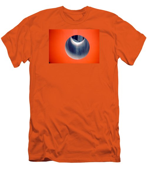 Cube Men's T-Shirt (Slim Fit) by John Schneider