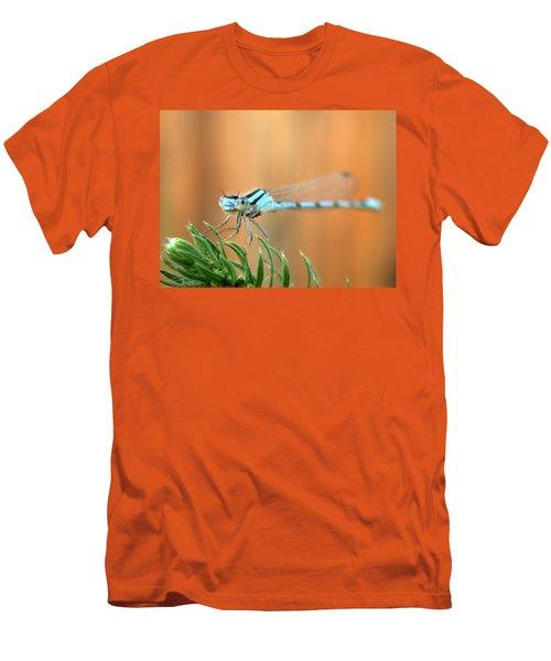 Damselfly Men's T-Shirt (Athletic Fit)
