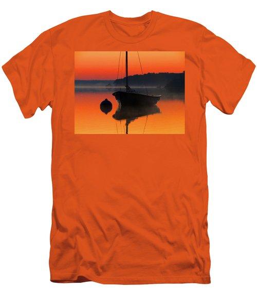Men's T-Shirt (Slim Fit) featuring the photograph Dawn's Light by Dianne Cowen